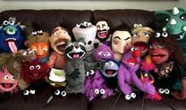 Tipsy Kangaroo's Naughty Puppet Revue