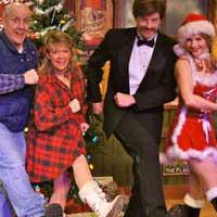 A Don't Hug Me Christmas Carol