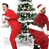 Twerking Around the Christmas Tree