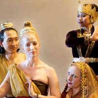 Prince Rama's Journey